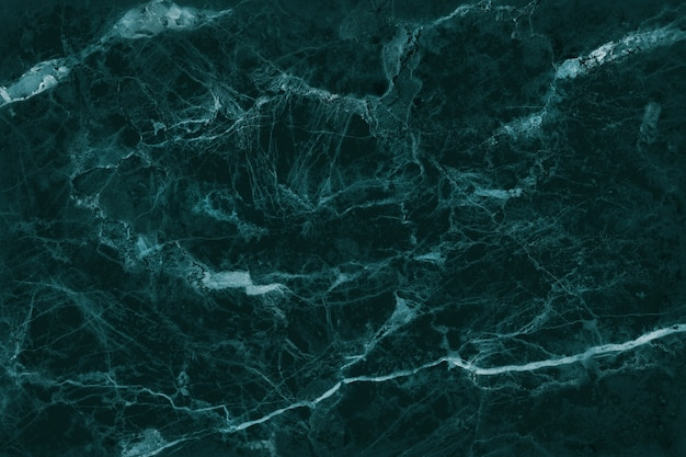 Dark green marble texture background, natural tile stone floor.