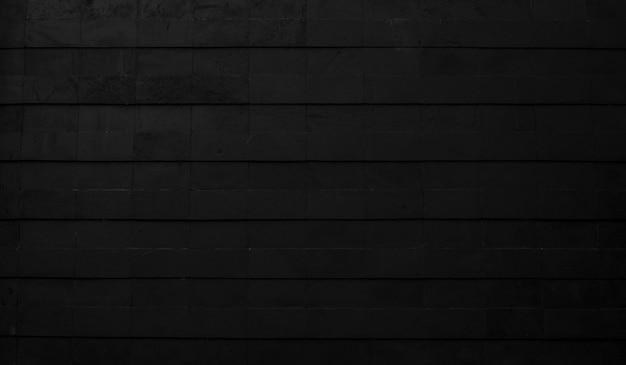 Dark grey brick wall background