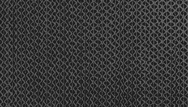 Dark grey fabric texture for background