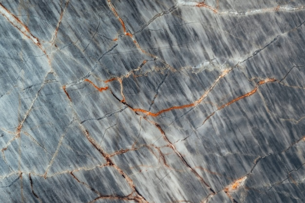 Dark grey marble with scratch natural texture