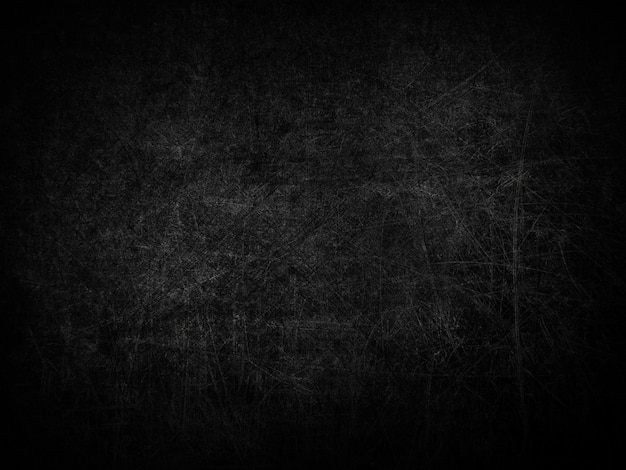 Dark grunge style scratched metal surface