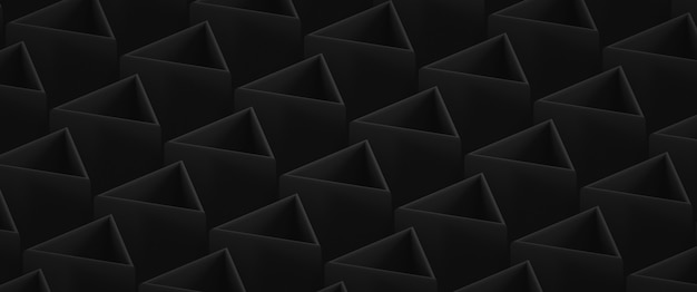 Dark low contrast abstract background with triangular elements