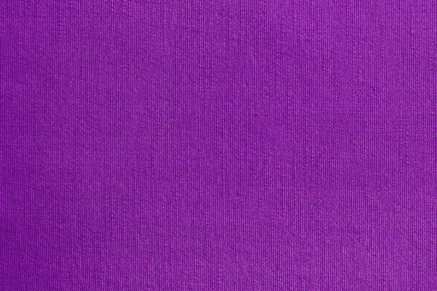 Темно-фиолетовая текстура льняной ткани