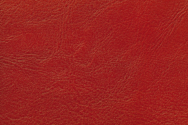 Dark red leather texture