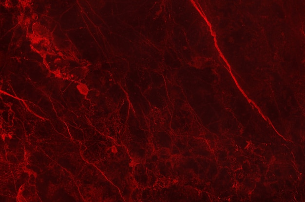濃い赤の大理石のテクスチャの背景、自然なタイルの石の床。