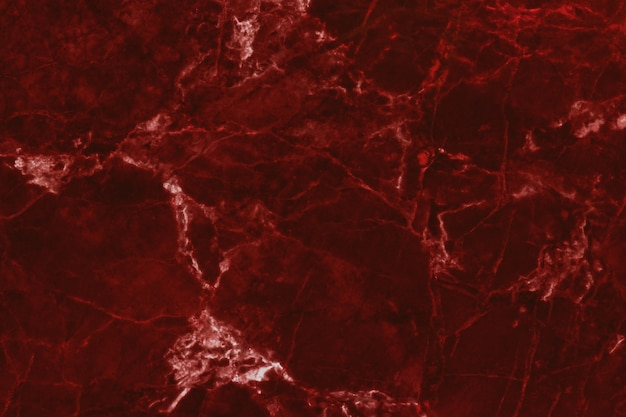 Dark red marble texture background