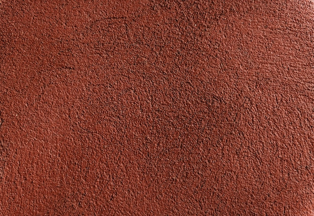 Dark red paint wall background texture