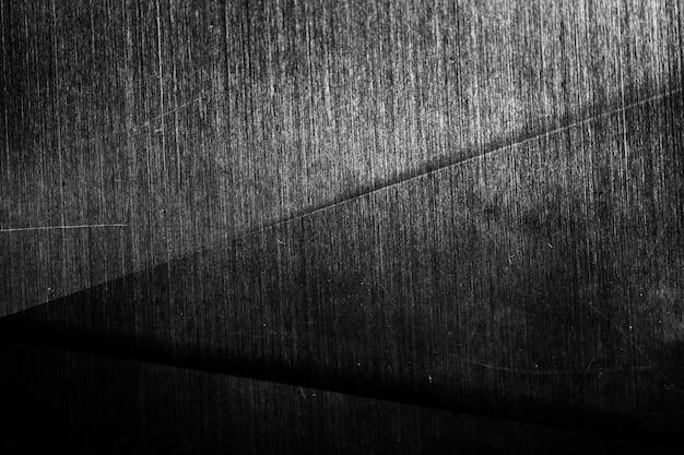 ダークシルバーメタリック三角形模様の背景