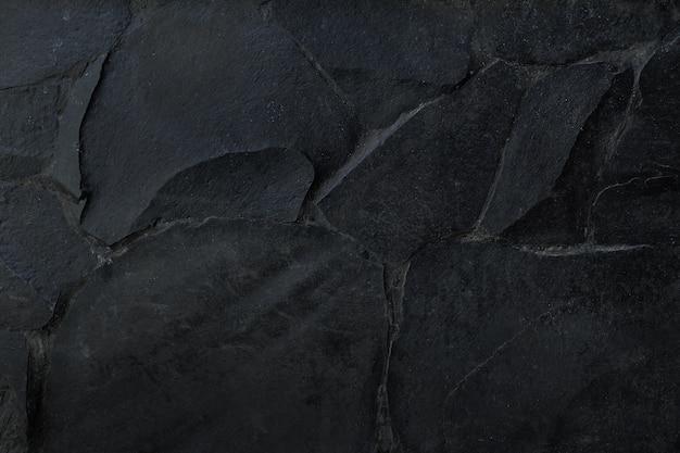 暗いスレート石のテクスチャ背景