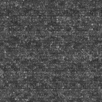 Dark small brick texture