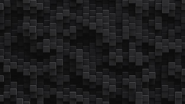 Dark square cells. design element