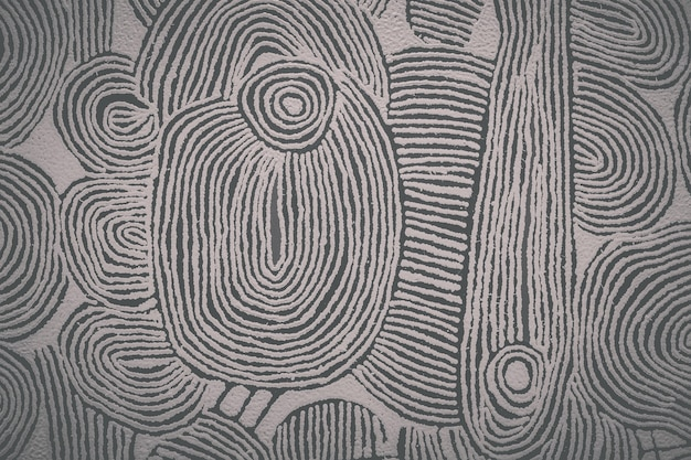어두운 줄무늬 기하학적 패턴, 그런 지 질감