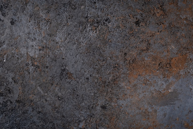 Dark surface texture of old stone, grunge wall or floor