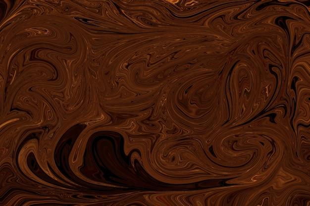 Темный фон текстуры с распространенным жидким потоком
