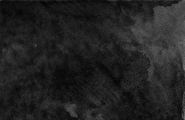 수채화의 어두운 질감