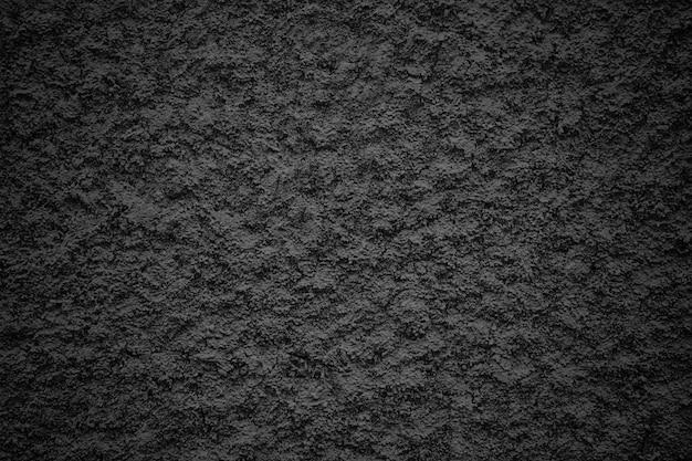 セメント壁の暗い質感