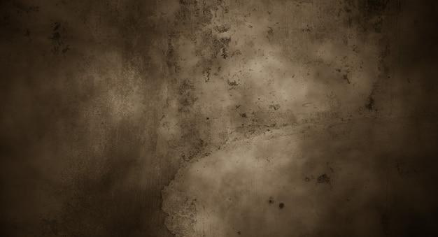 Темная стена концепция фона хэллоуин. страшный фон. ужас текстуры баннер.