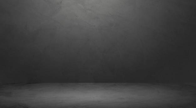 Фон темной стены хорошо редактирует отображение продуктов и текста на фоне свободного пространства
