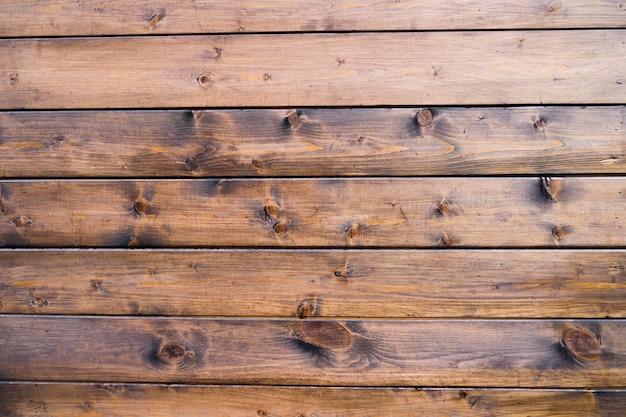 Dark wood plank background. old brown texture.