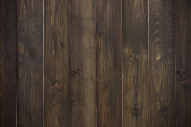 Dark wood plank background