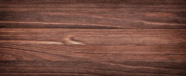 ダークウッドの質感。背景暗い古い木製パネル