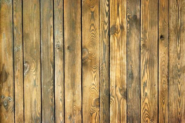 古い自然なパターンとダークウッドのテクスチャ背景面