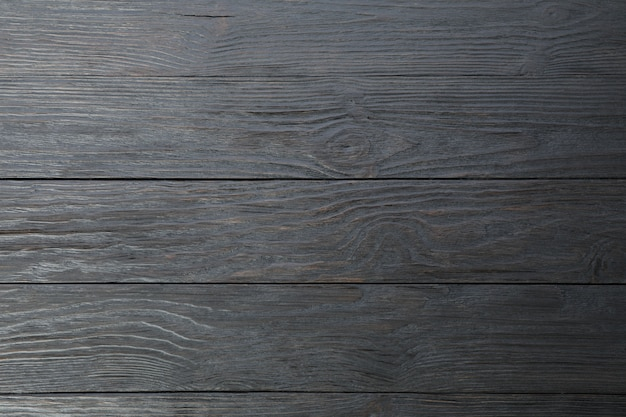 Dark wooden background. space for text, top view