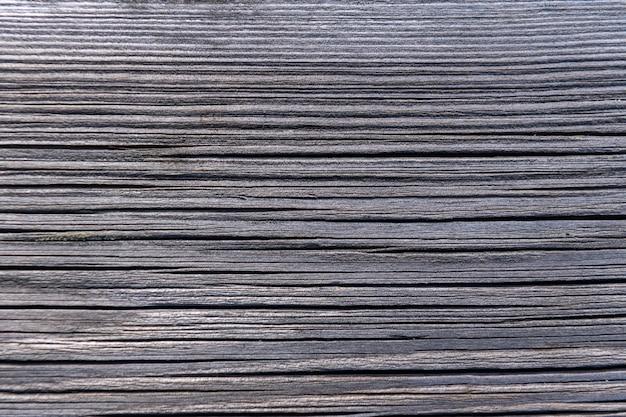 暗い背景の木のテクスチャ。自然なpaの古いフェンスパネル