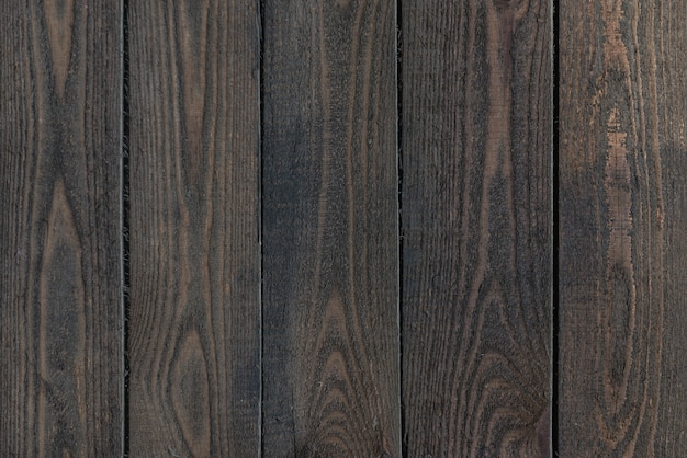 Dark wooden texture. old surface with natural pattern. vintage wooden background.