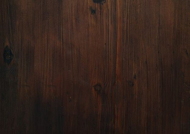 Dark wooden texture surface