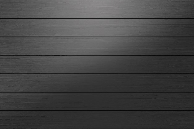 Dark wooden wall surface
