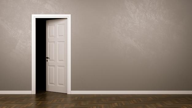 Тьма за дверью