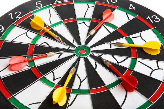 Darts game aimleisure activity