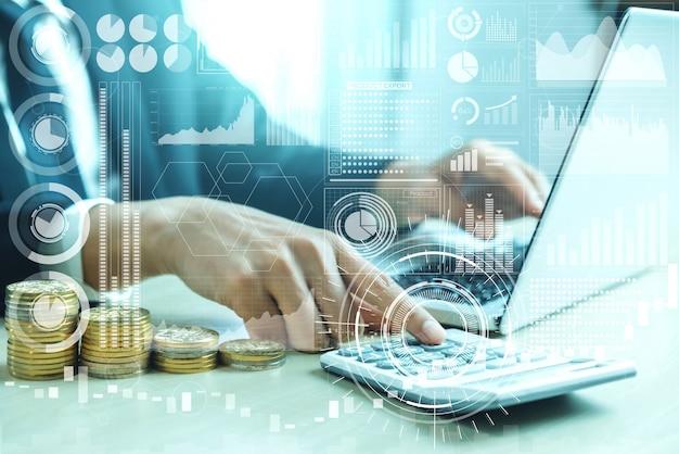Анализ данных для концепции бизнеса и финансов