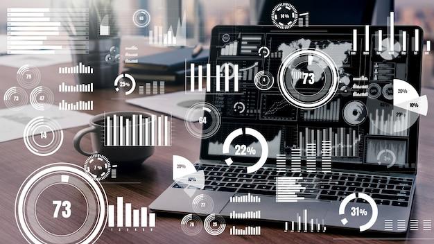 Концептуальный анализ данных для бизнеса и финансов