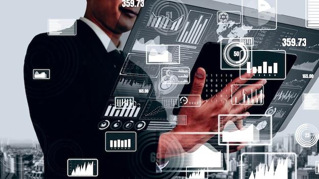 비즈니스 및 금융 개념을 위한 데이터 분석