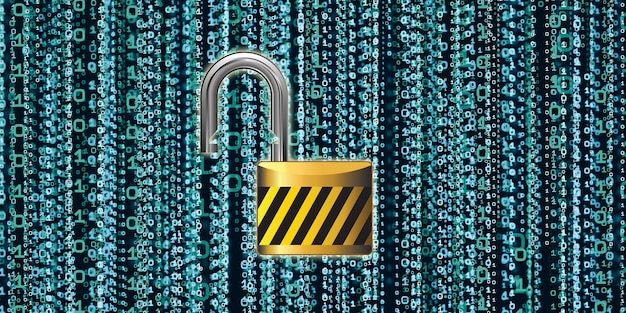 Data protection key protection concepts to protect computer system information database protection binary key code