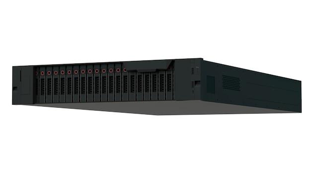 데이터 서버 장비 3d 하이테크 통신 데이터베이스 컴퓨터 저장 서비스 사업