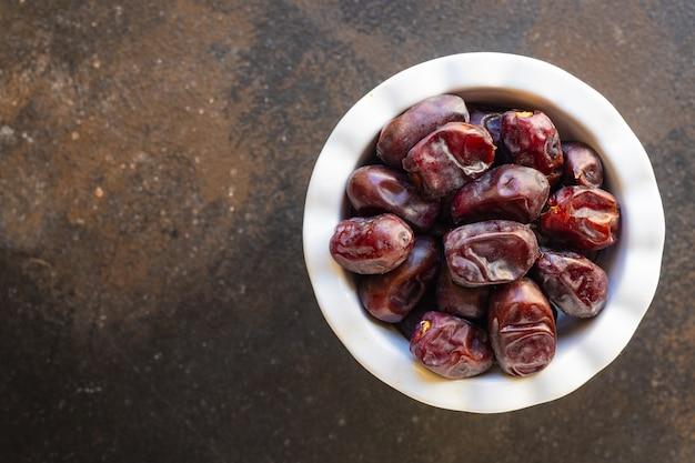 날짜 과일 달콤한 말린 과일 맛있는 스낵 다이어트 평면도