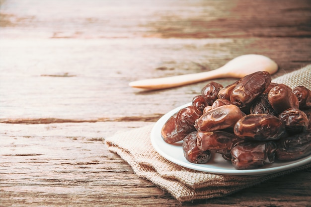 대추 야자 열매 또는 쿠마, 라마단 음식