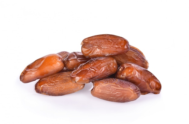 Date palm  isolated