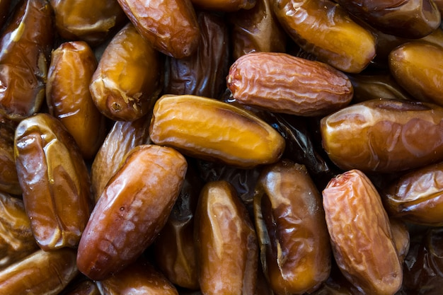 Dates food background