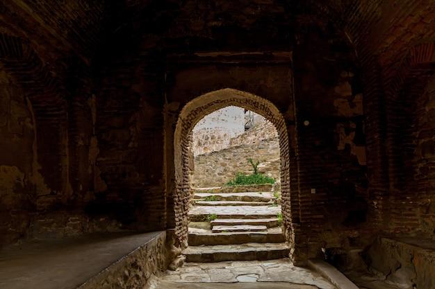Монастырь давид гареджа древний грузинский православный монастырский комплекс давид гареджа
