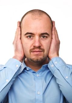 聴覚障害者