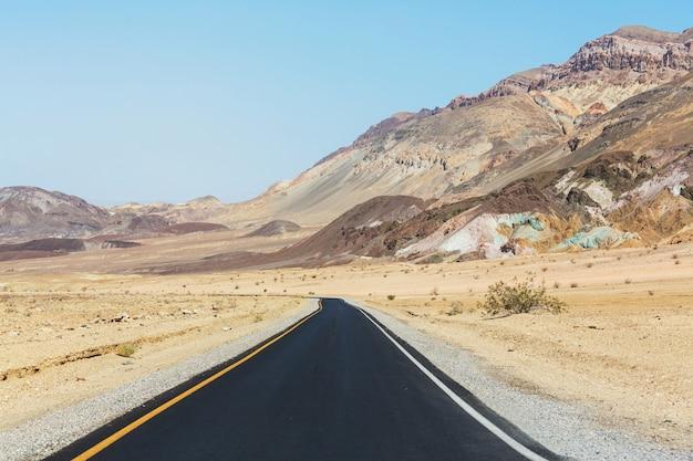 カリフォルニア州デスバレー国立公園