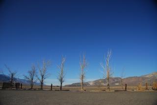 Death valley, sky