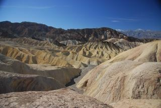 Death valley, view
