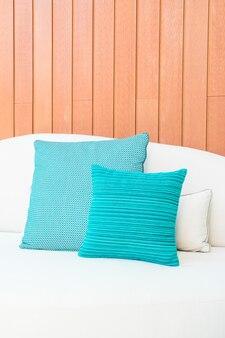 装飾家具快適な枕の装飾