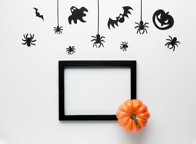 Decoration halloween party elements