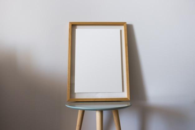 Украшение деревянной рамы для вас плакат или фотография
